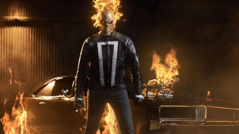Marvel's Ghost Rider TV Series on Hulu