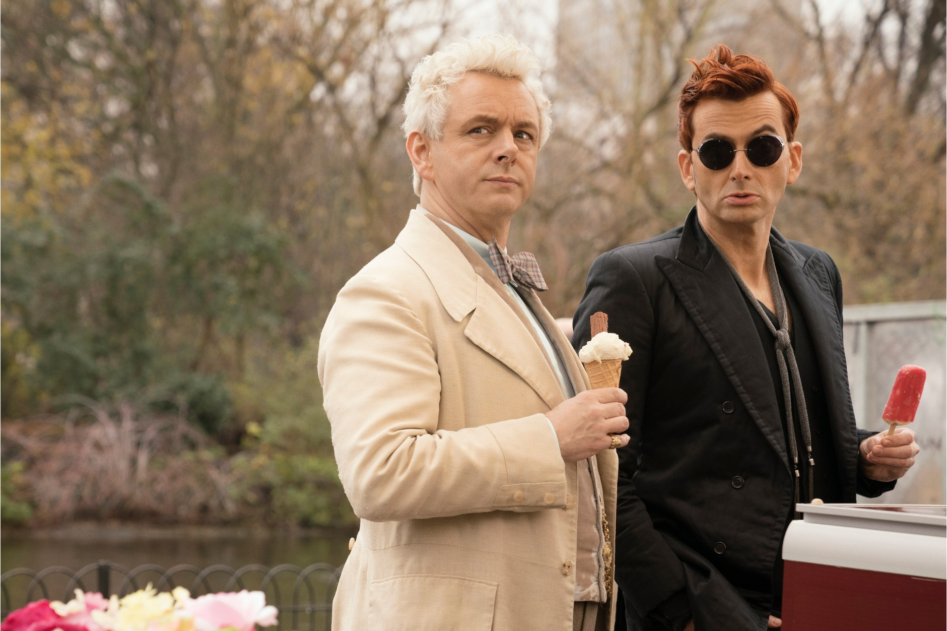 Will There Be a Good Omens Season 2? | Den of Geek