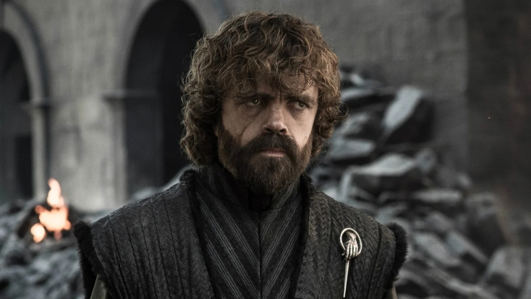 Tyrion Lannister in Game of Thrones Season 8