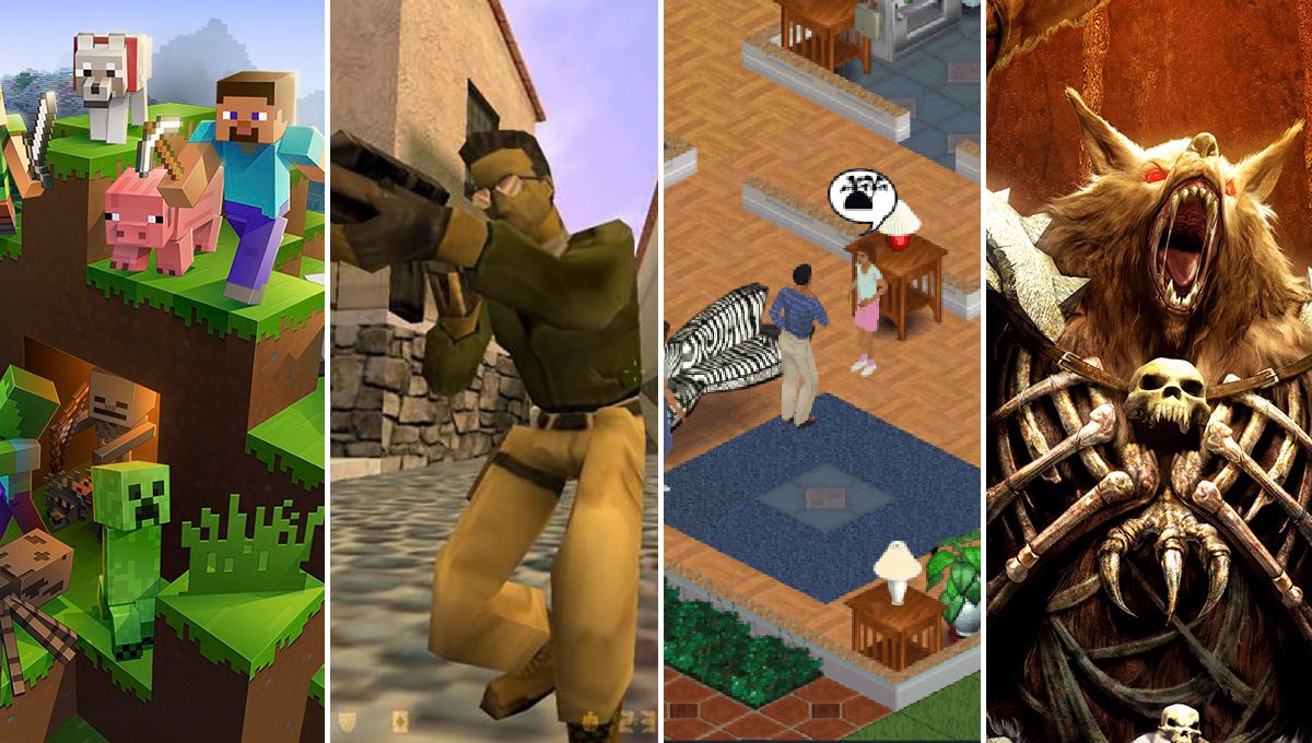 25 Pc Games That Changed History Den Of Geek