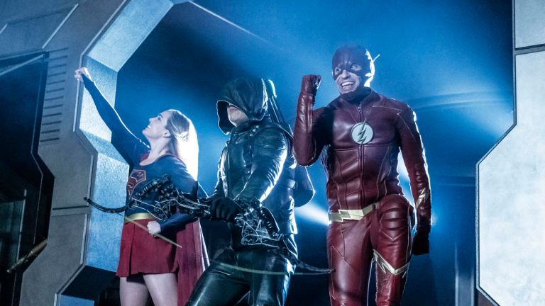 Legends of Tomorrow Season 4 Episode 16 Review: Hey World