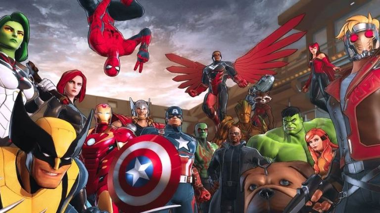 Marvel Ultimate Alliance New Heroes Roster
