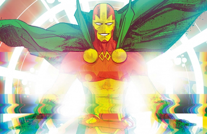 DC New Gods Mister Miracle