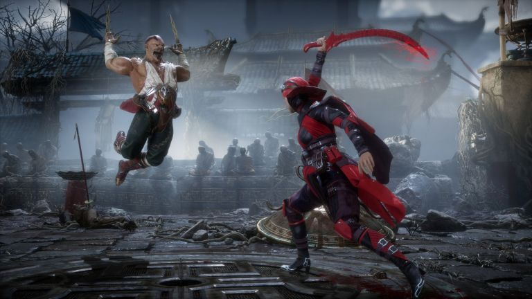 Mortal Kombat 11 Review The Hard Hitting Fighting Game Of The Year Den Of Geek