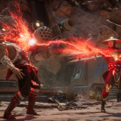 Mortal Kombat Movie start shooting