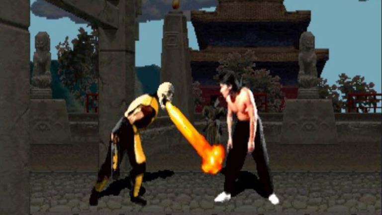Mortal Kombat Video Game Hall of Fame