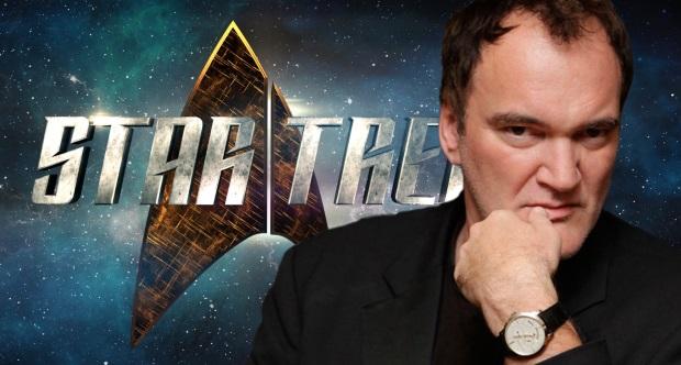 Quentin Tarantino Star Trek Movie