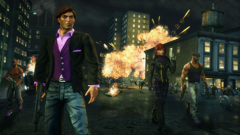 Saints Row Movie Adaptation