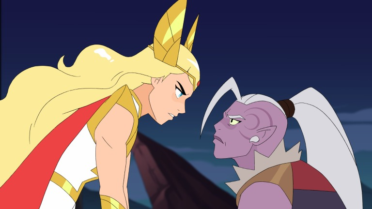 She-Ra Season 3 Huntara