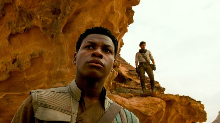 Star Wars: The Rise of Skywalker - Finn and Poe