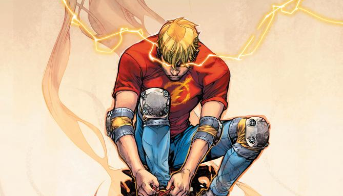 The Flash Year One Barry Allen