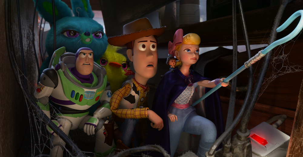 Toy Story 4 Inside The Most Important Day Of Woody S Life Den