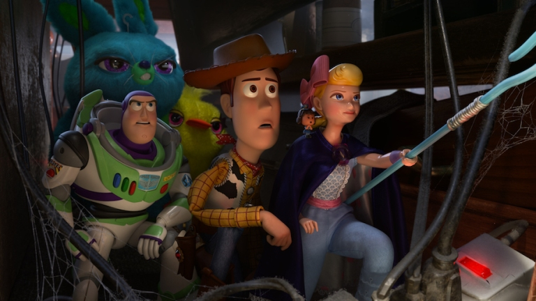 Toy Story 4 Behind the Scenes