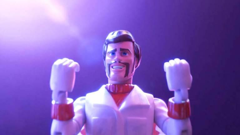 Toy Story 4 Duke Caboom Keanu Reeves