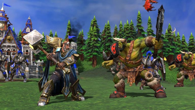 Warcraft 3 Reforged Hands On With The Highly Anticipated Rts