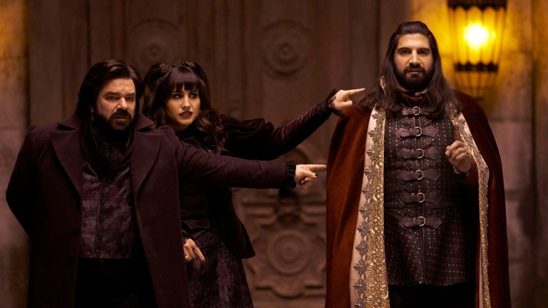 What we do in the Shadows episode 7 The Trial
