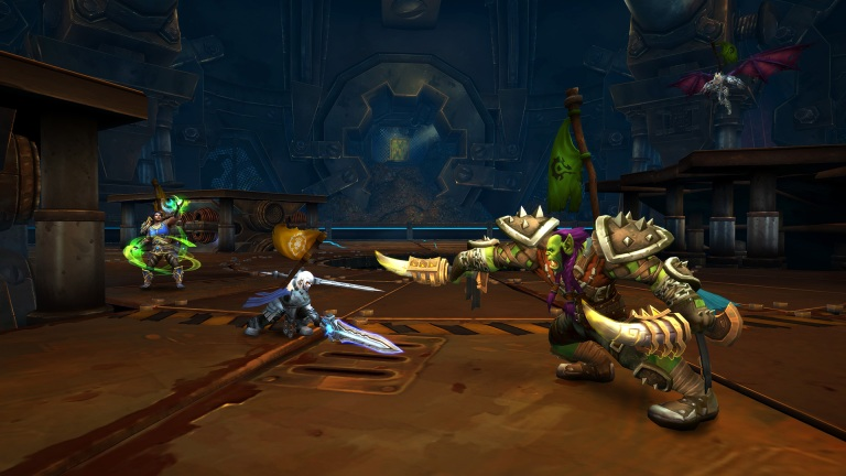 World of Warcraft: Rise of Azshara Hands-on Preview
