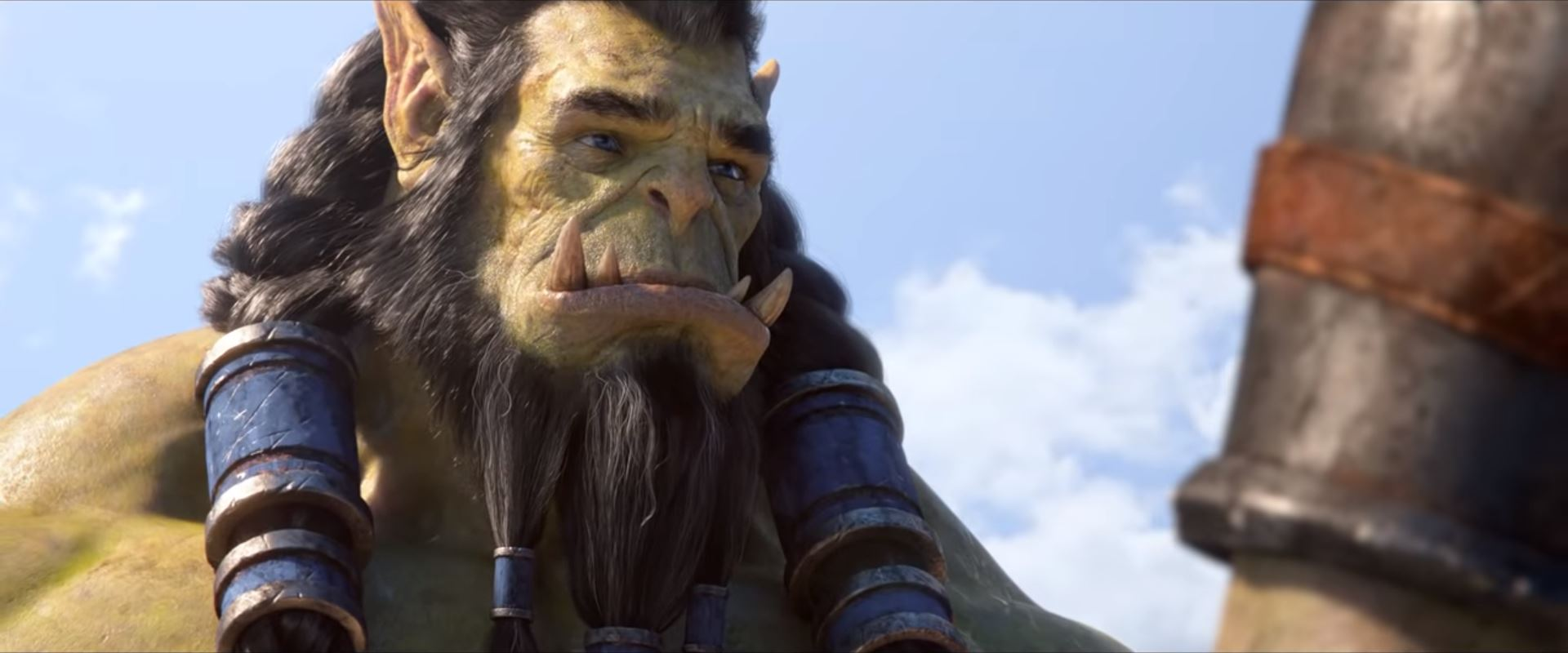 World Of Warcraft Thrall Returns In New Cinematic Den Of Geek