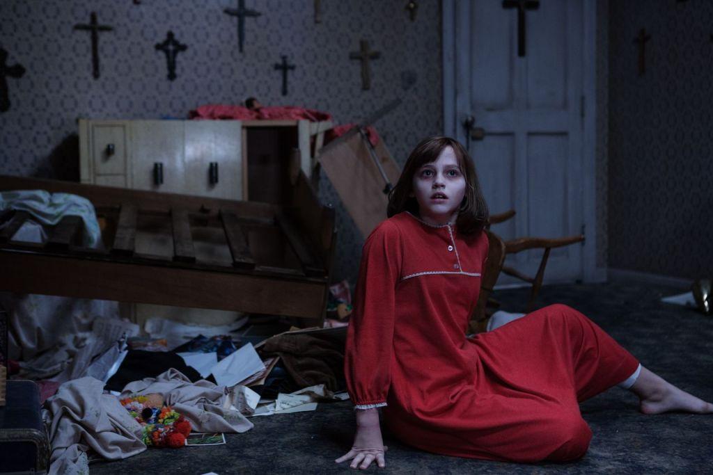 Sala del crucifijo en The Conjuring 2