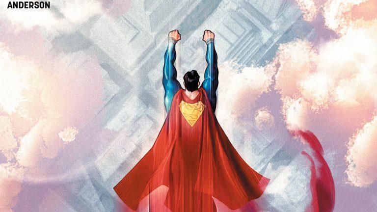 Action Comics #1012 Cover (Superman)