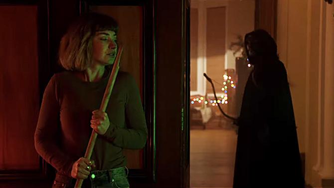 Imogen Poots in I Kill Giants; RLJE Films