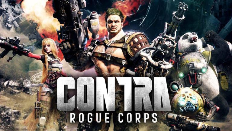 Contra Rogue Corps: Release Date, Trailer, Gameplay, News
