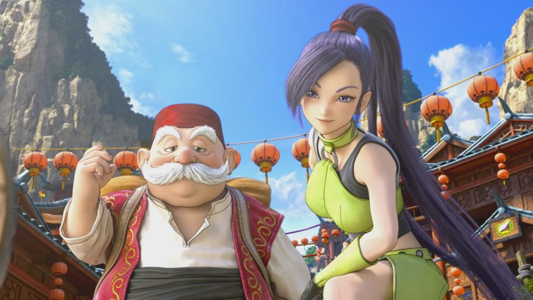 Dragon Quest XI Rumor