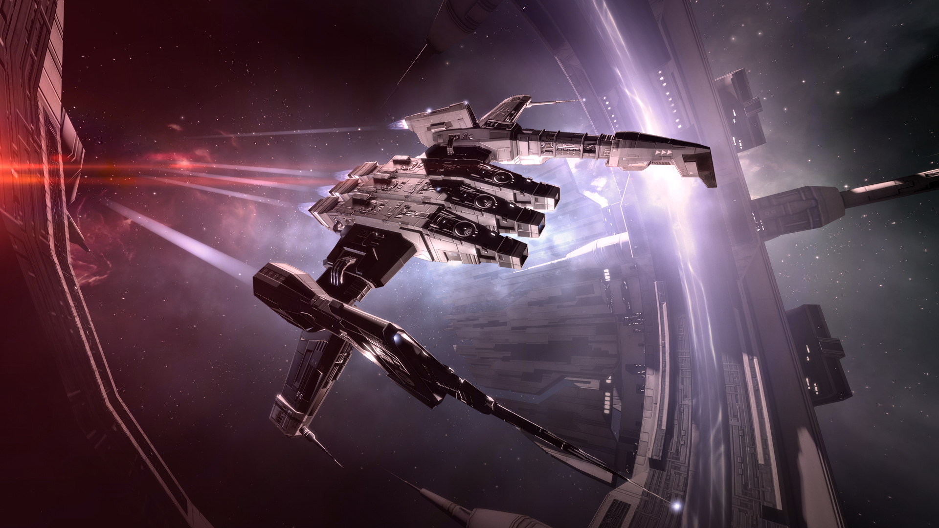 Eve echoes best ships