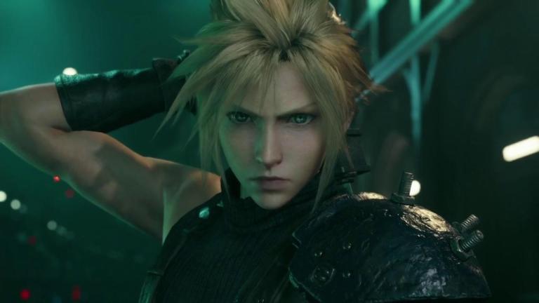 Final Fantasy 7 Remake Midgar