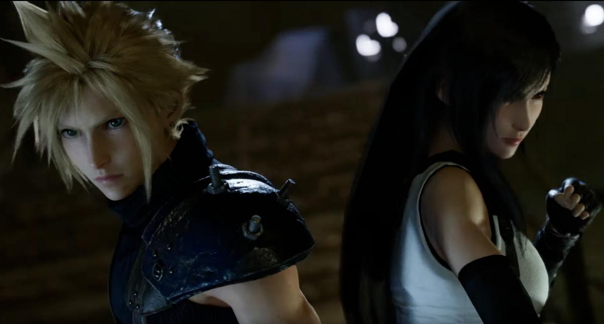 Best Games 2020 - Final Fantasy 7 Remake