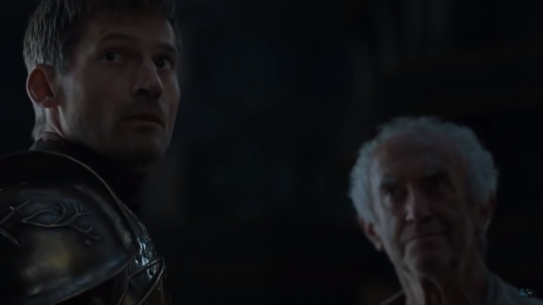 Game of Thrones High Sparrow Jaime Lannister