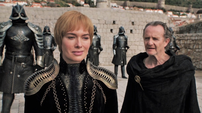 Game of Thrones Cersei Lannister Death Lena Headey Disappointed