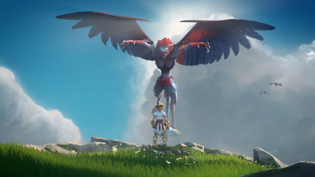 Best Games 2020 - Gods and Monsters