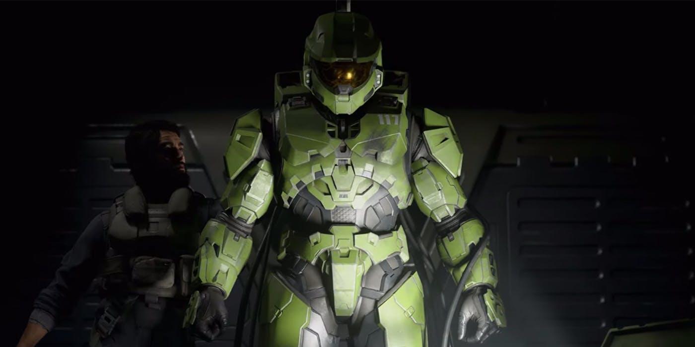 Best Games 2020 - Halo Infinite