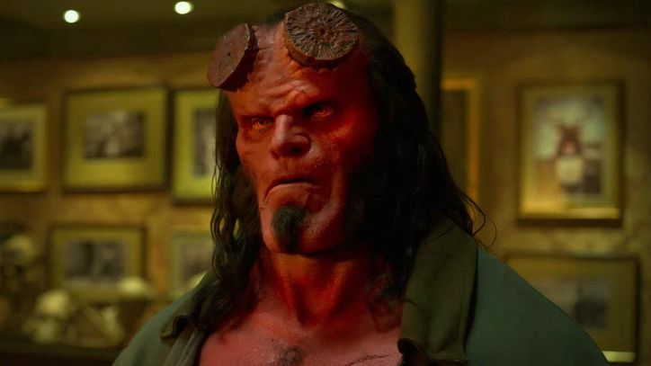 Hellboy Post Credits Scenes Explained
