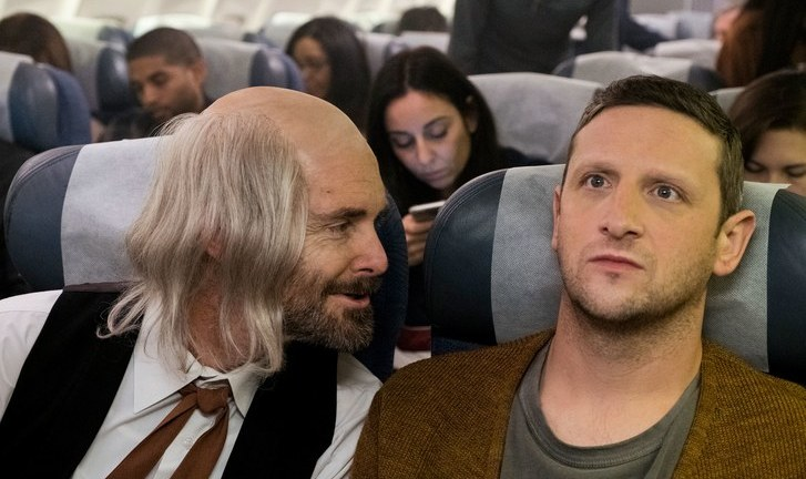 Will Forte and Tim Robinson in a sketch from I Think You Should Leave