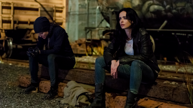 Marvel's Jessica Jones Season 3 on Netflix