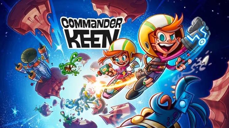Commander Keen Trailer