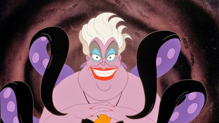 Little Mermaid Ursula Melissa McCarthy
