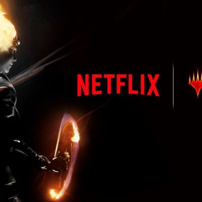 Magic the Gathering Netflix Series