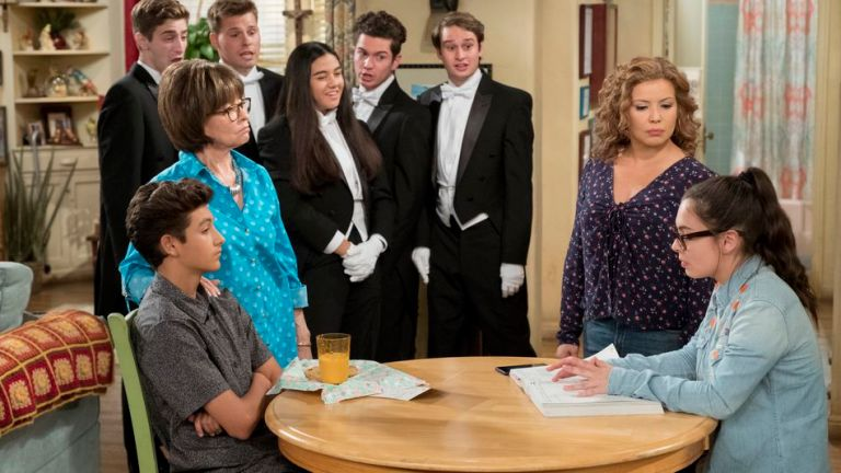 One Day at a Time Season 4 Pop