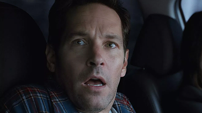 Paul Rudd in Ant-Man and the Wasp; Marvel Studios