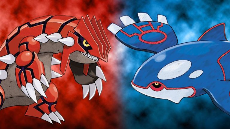 Pokemon Ruby and Sapphire