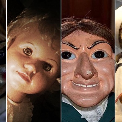 Real Haunted Dolls