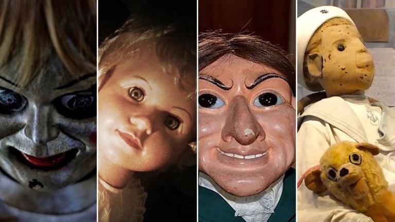 Real Haunted Dolls