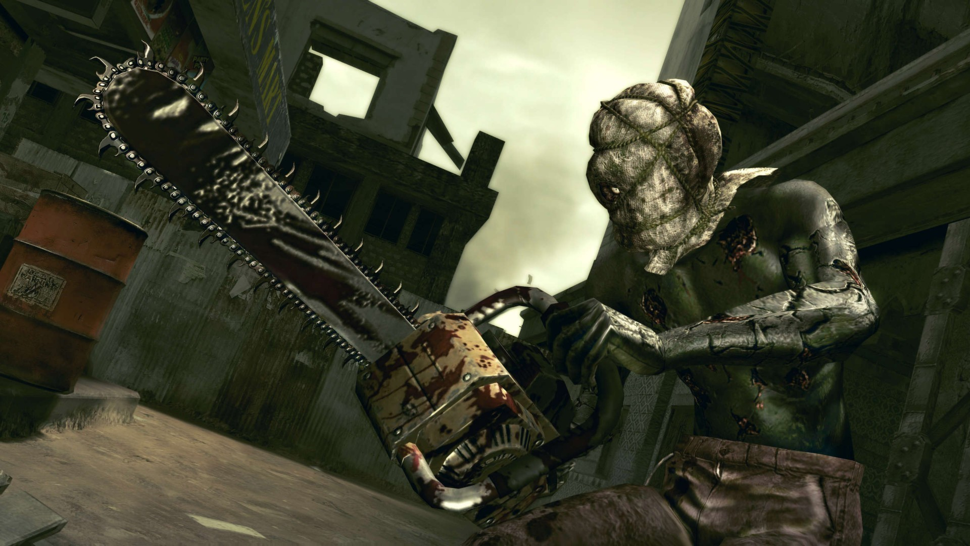 Resident Evil 5 And 6 Coming To Nintendo Switch Den Of Geek