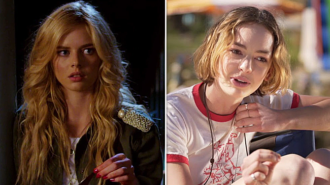 Bill Ted 3 Samara Weaving And Brigette Lundy Paine Cast As The Daughters Den Of Geek