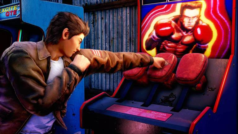 Shenmue 3 Hands-on Impressions