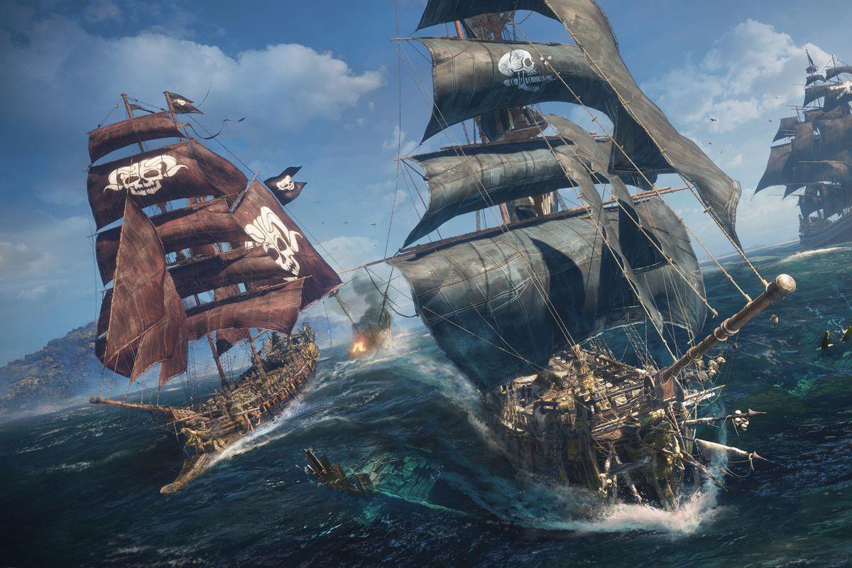 Best Games 2020 - Skull and Bones