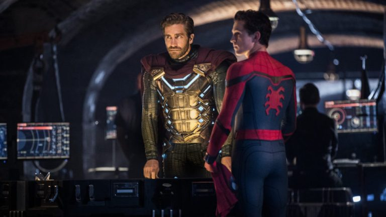 Spider-Man Far From Home Review Tom Holland Jake Gyllenhaal